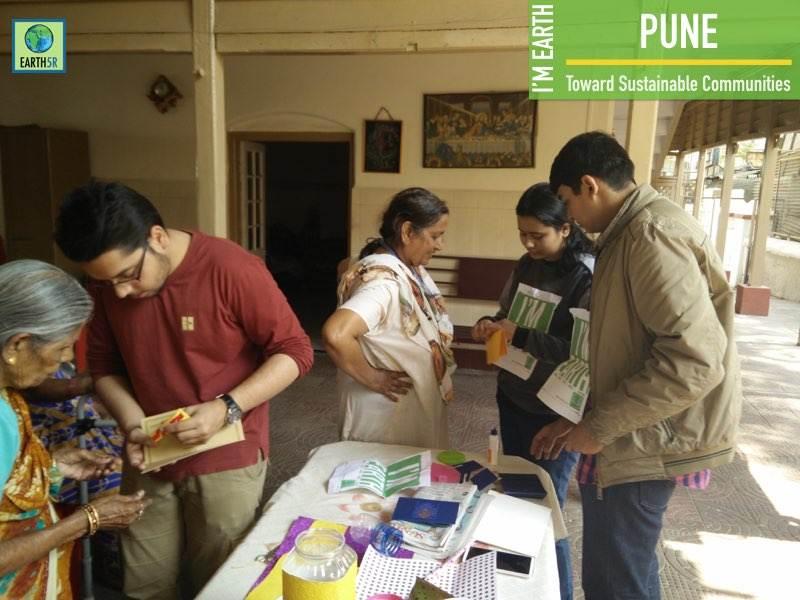 Pune Sustainability Community Development Earth5R Mumbai India Environmental NGO