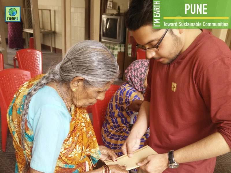Pune Upcycling Community Awareness Earth5R Mumbai India Environmental NGO