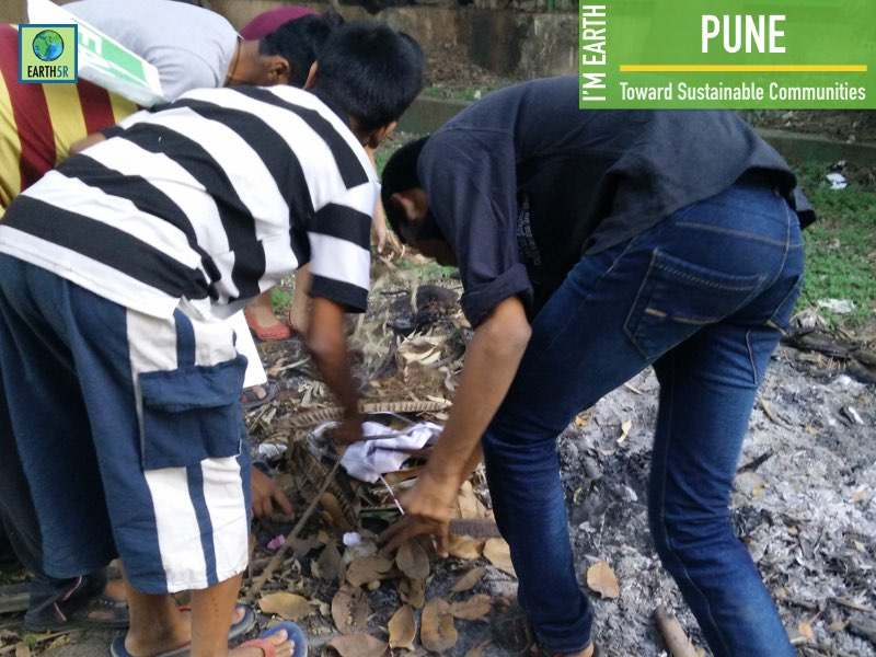 Pune Waste Management Mumbai India Environmental NGO Earth5R