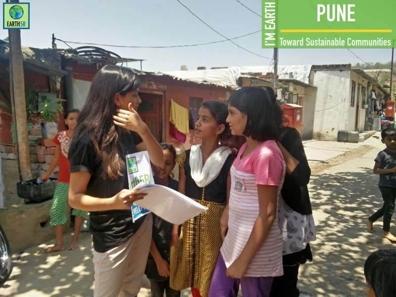 Pune Women Empowerement Hemal Ingle Sonam Senger Mumbai India Environmental NGO Earth5R