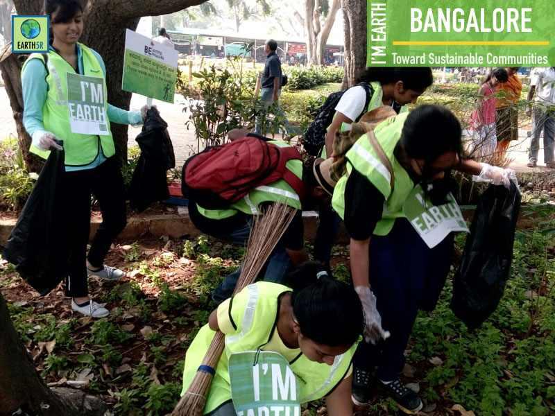 Rain Water Harvesting Awareness Bangalore Earth5R Mumbai India Environmental NGO