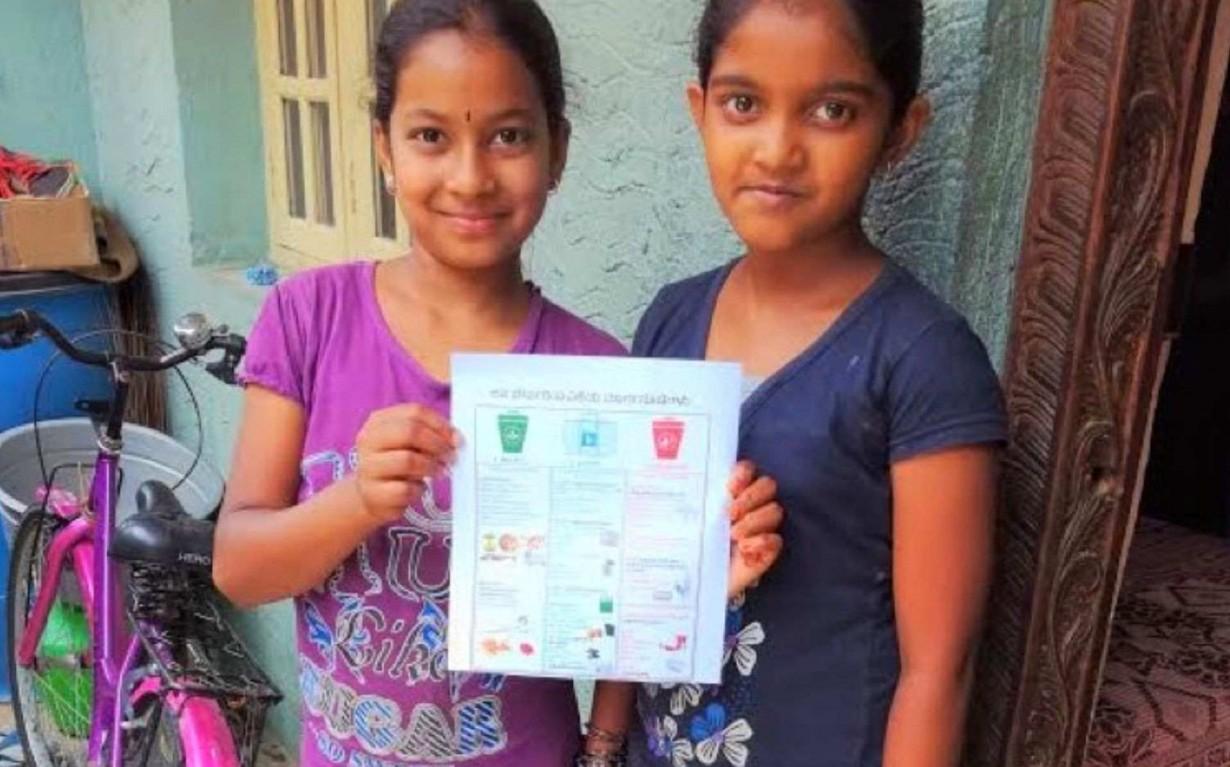 Rainwater Harvesting Organic Gardening Bangalore Mumbai India Environmental NGO Earth5R