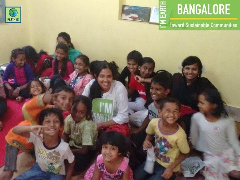 Recycling Community Workshop Bangalore Earth5R Mumbai India Environmental NGO