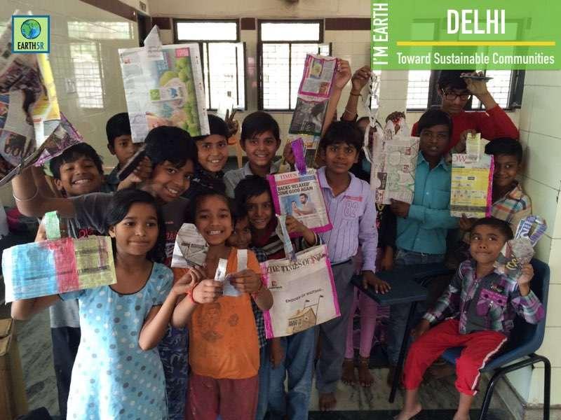 Recycling Delhi Mumbai India Environmental NGO Earth5R