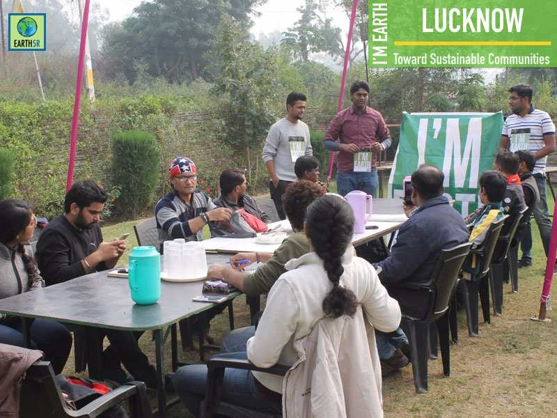 Recycling Lucknow Bikers Mumbai India Environmental NGO Earth5R