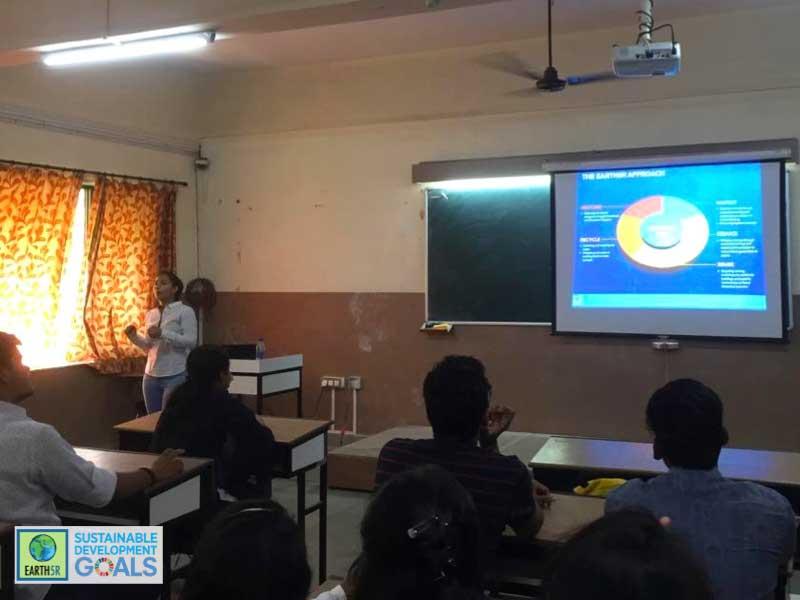 Recycling Training CSR Sustainability Mumbai India Environmental NGO Earth5R