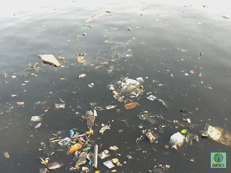 River Cleanup Plastic Pollution Mumbai India Environmental NGO Earth5R