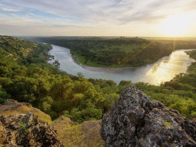 Sacramento River California Pollution Restore  Mumbai India Environmental NGO Earth5R