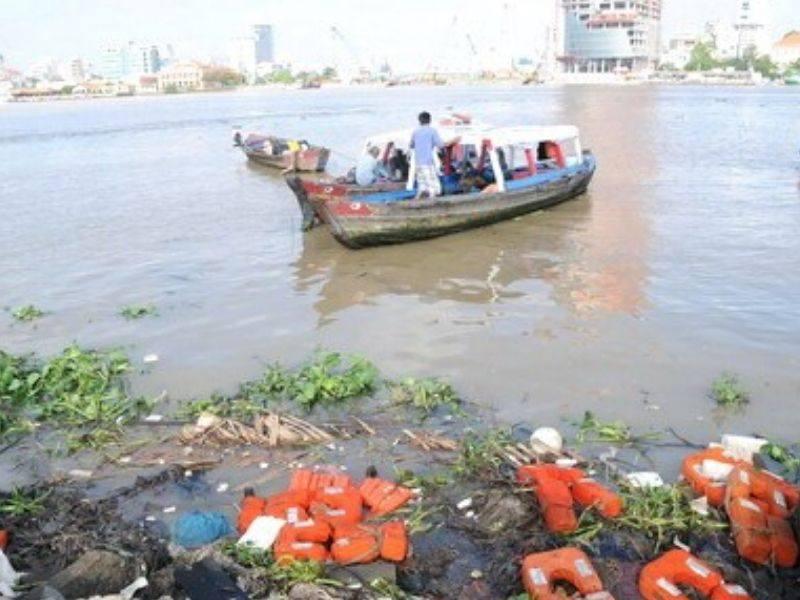 Saigon Plastic Pollution Circular Economy Mumbai India Environmental NGO Earth5R