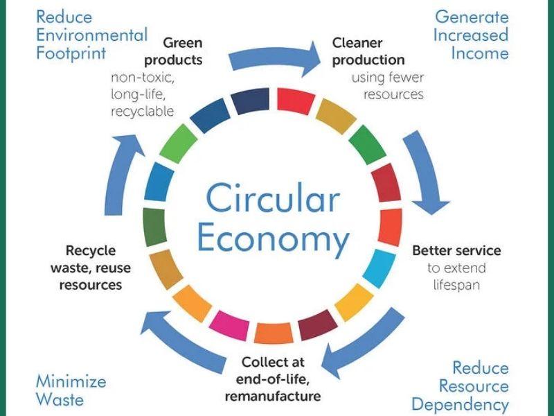San Jose Circular Economy Model Mumbai India Environmental NGO Earth5R