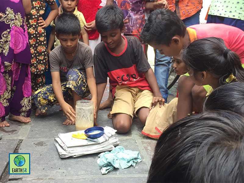 Social Entrepreneurship Mumbai India Environmental NGO Earth5R