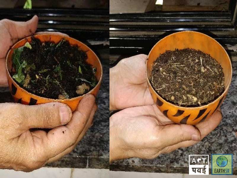 Sudha Bhujle Environmentalist Earth5R Organic Waste Mumbai India Environmental NGO