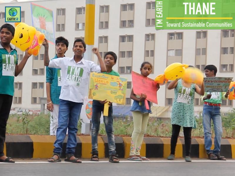 Sustainability Awareness Program Vasai Virar Mumbai India Environmental NGO Earth5R