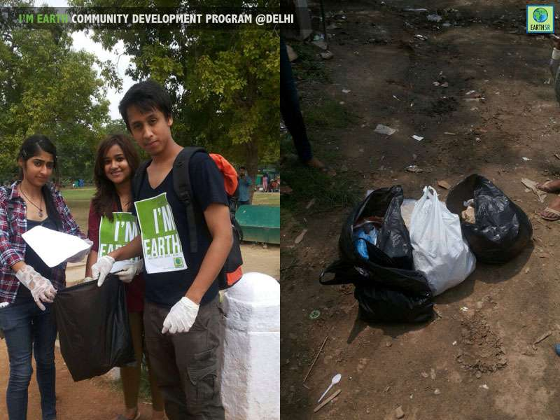 Sustainability Delhi Mumbai India Environmental NGO Earth5R
