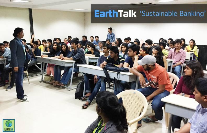 Sustainable Banking Awareness Mumbai India Environmental NGO Earth5R CSR
