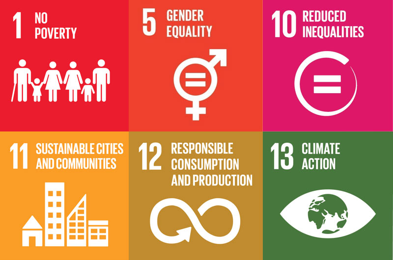 Sustainable Development Gols Mumbai India Environmental NGO Earth5R