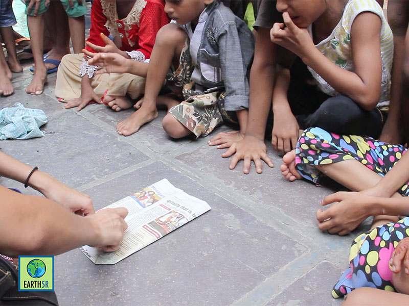 Sustainable Livelihood Mumbai India Environmental NGO Earth5R