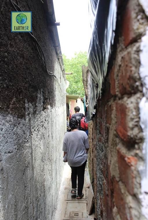 Sustainable Livelihood slums Mumbai India Environmental NGO CSR Earth5R