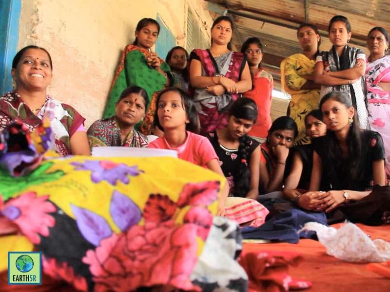 Sustainable Village Development Women Empowerement Mumbai India Environmental NGO Earth5R