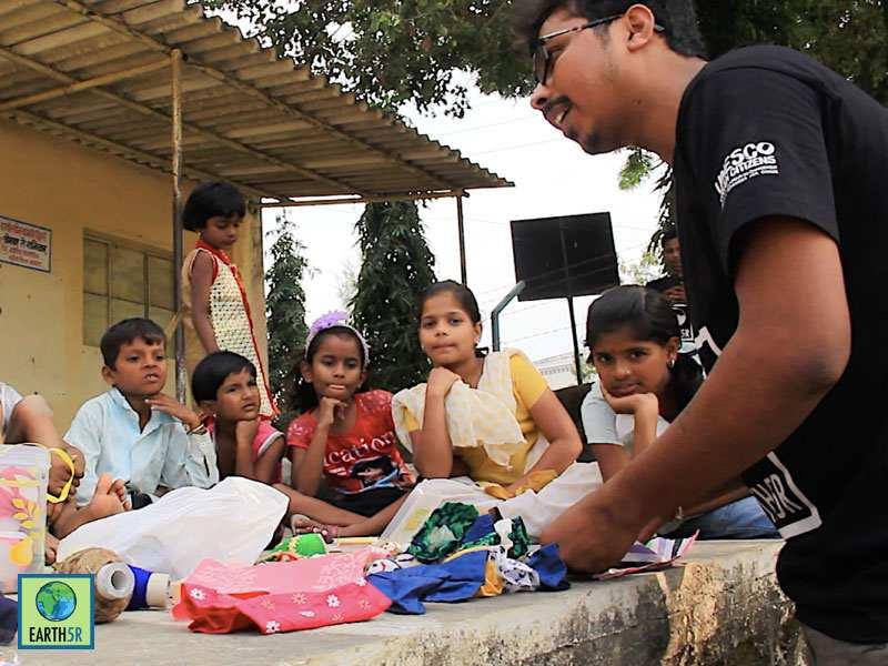 Sustainable Village Livelihood Development Mumbai India Environmental NGO Earth5R