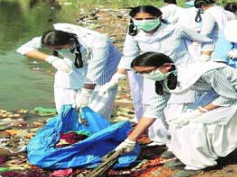 Sutlej Community Awareness Circular Economy Mumbai India Environmental NGO Earth5R