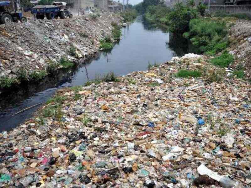 Sutlej Plastic Recycle Circular Economy Mumbai India Environmental NGO Earth5R