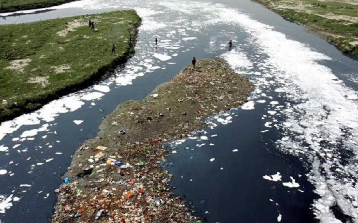 Sutlej Plastic Upcycle Circular Economy Mumbai India Environmental NGO Earth5R