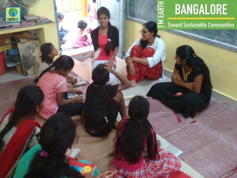 Upcycling Community Awareness Bangalore Earth5R Mumbai India Environmental NGO