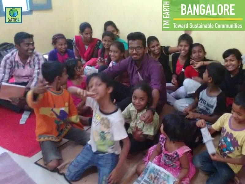 Upcycling Community Workshop Bangalore Earth5R Mumbai India Environmental NGO