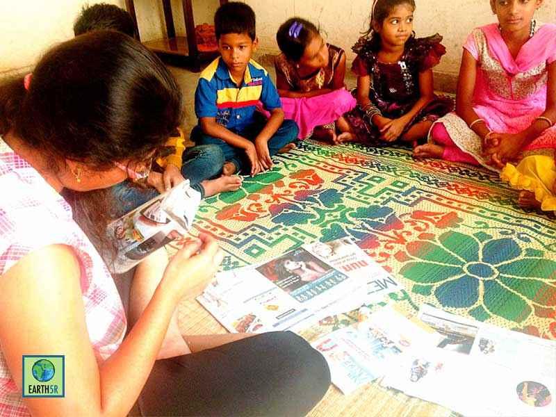Upcycling Workshop Bangalore Earth5R Mumbai India Environmental NGO