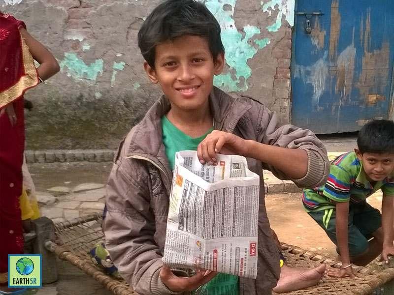 Varanasi Recycling Environmental Awareness Mumbai India Environmental NGO Earth5R