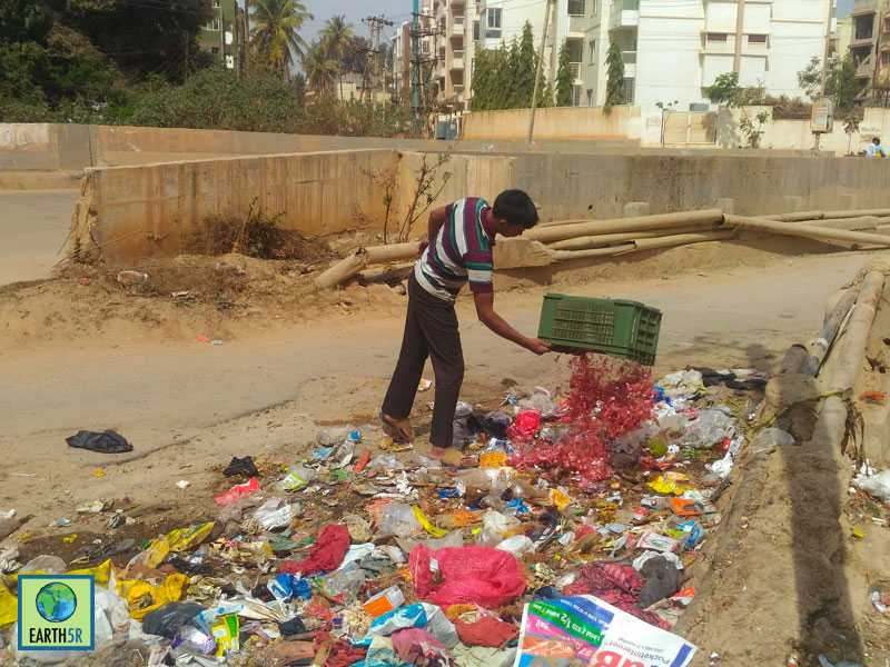 Volunteer Bangalore Cleanup Mumbai India Environmental NGO Earth5R