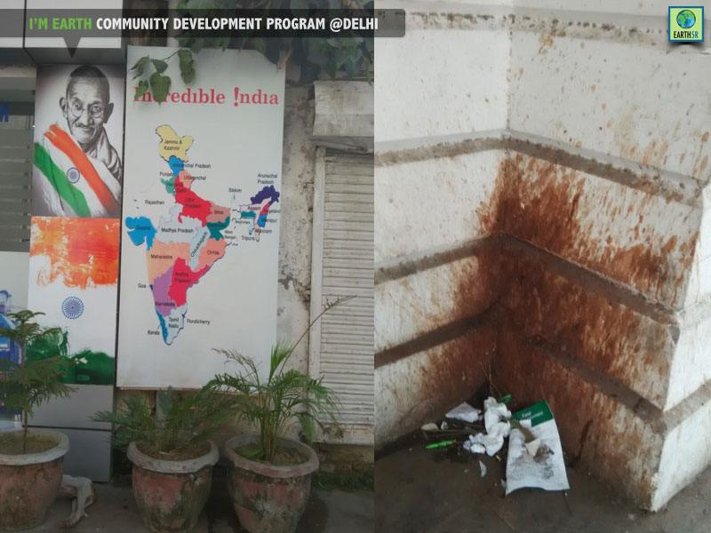 Volunteer Clean Up Drive Delhi Mumbai India Environmental NGO Earth5R
