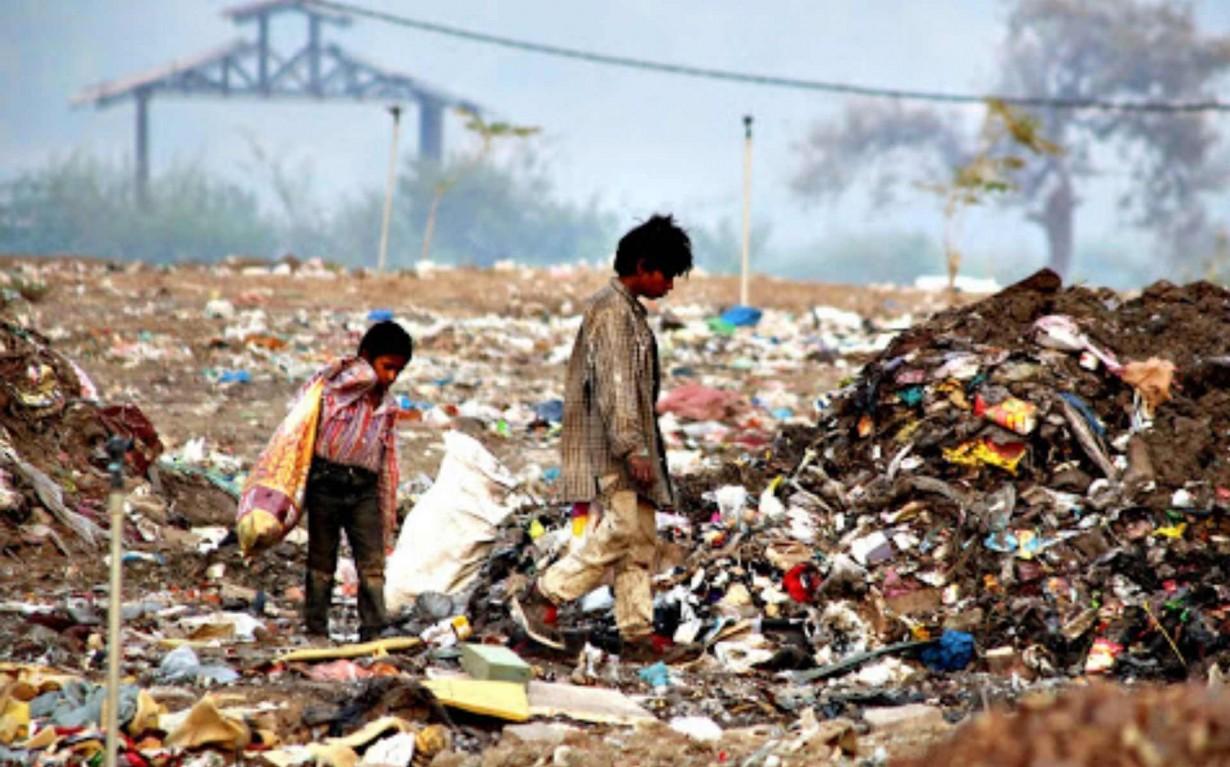 Waste Cleanup Mumbai India Environmental NGO Earth5R