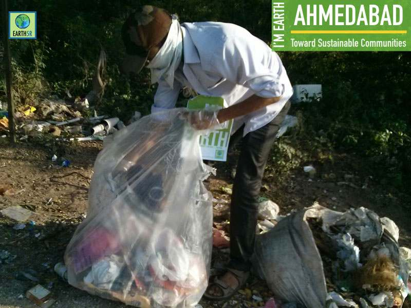 Waste Management Ahmedabad Mumbai India Environmental NGO Earth5R