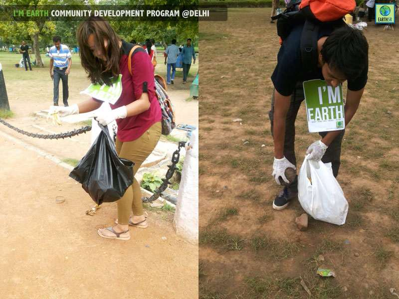 Waste Management Delhi Mumbai India Environmental NGO Earth5R