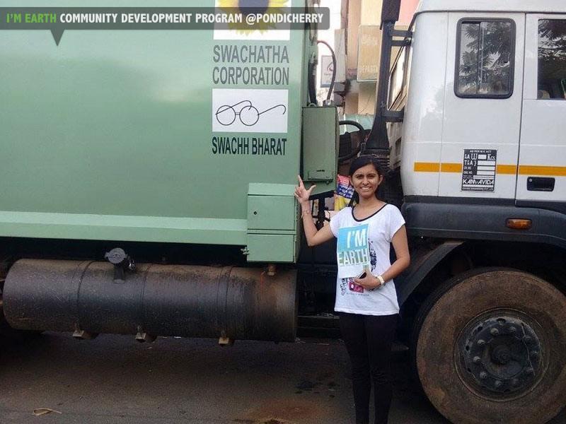Waste Management Pondicherry Mumbai India Environmental NGO Earth5R
