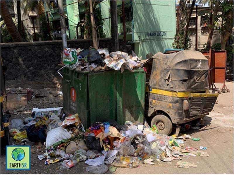 Waste Management Powai Mumbai India Environmental NGO Earth5R