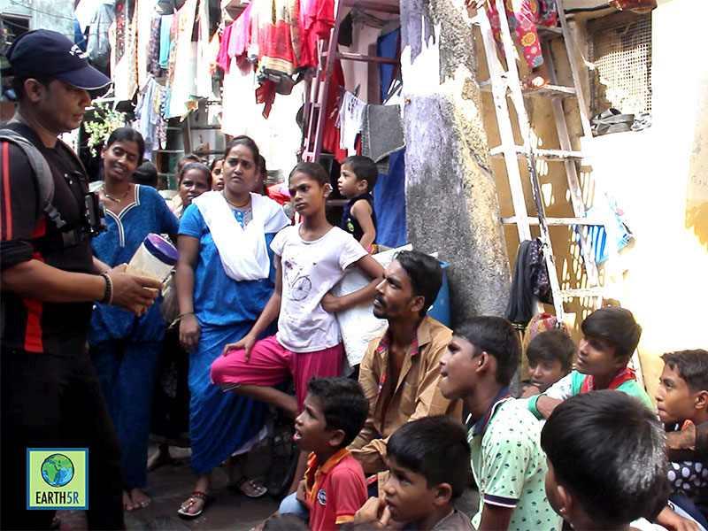 Waste Management Training Mumbai India Environmental NGO Earth5R