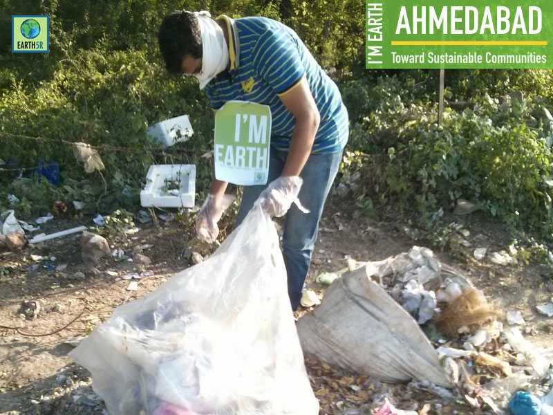 Waste Segregation Ahmedabad Mumbai India Environmental NGO Earth5R