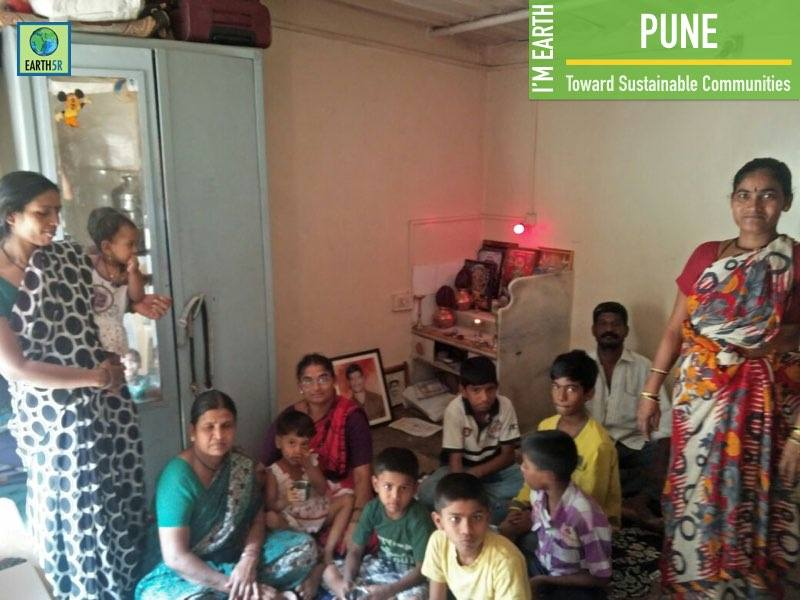 Women Empowerement Pune Community Mumbai India Environmental NGO Earth5R