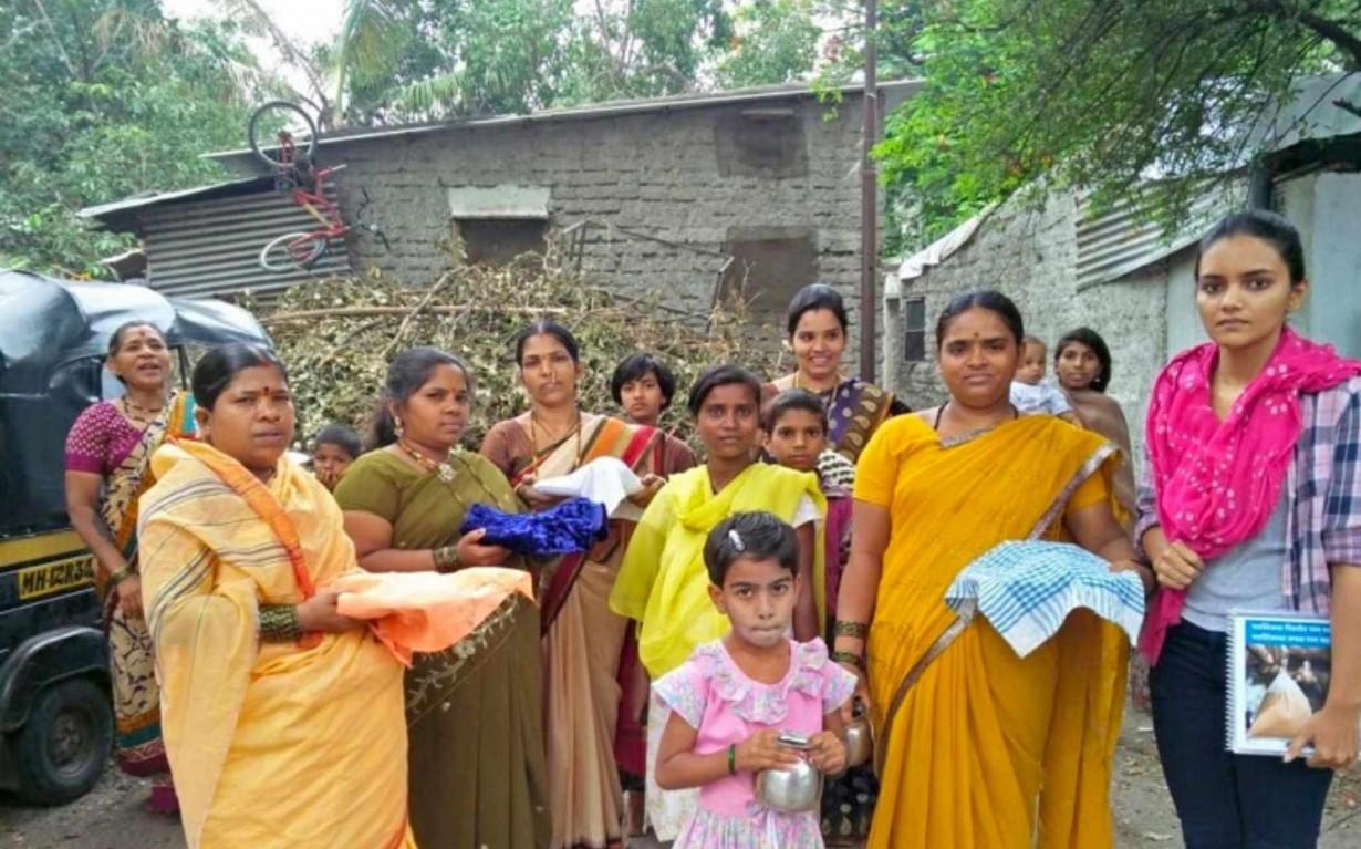 Women Empowerement Sonam Sengar Mumbai India Environmental NGO Earth5R