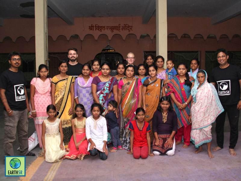 Women Empowerement Sustainable Village Development Mumbai India Environmental NGO Earth5R