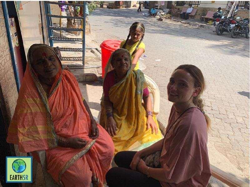 Women Empowerement Volunteer Mumbai India Environmental NGO Earth5RWomen Empowerement Volunteer Mumbai India Environmental NGO Earth5R