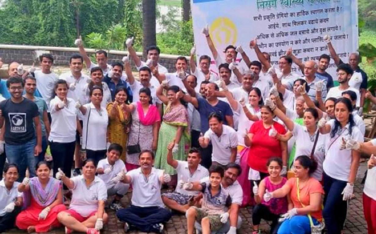 World Environment Day Mumbai India Environmental NGO CSR Earth5R