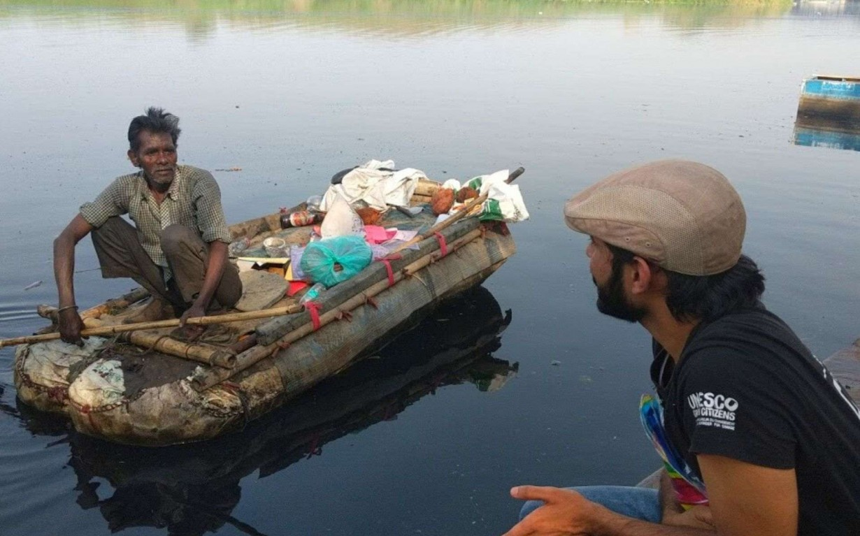 Yamuna River Waste Management Mumbai India Environmental NGO EArth5R