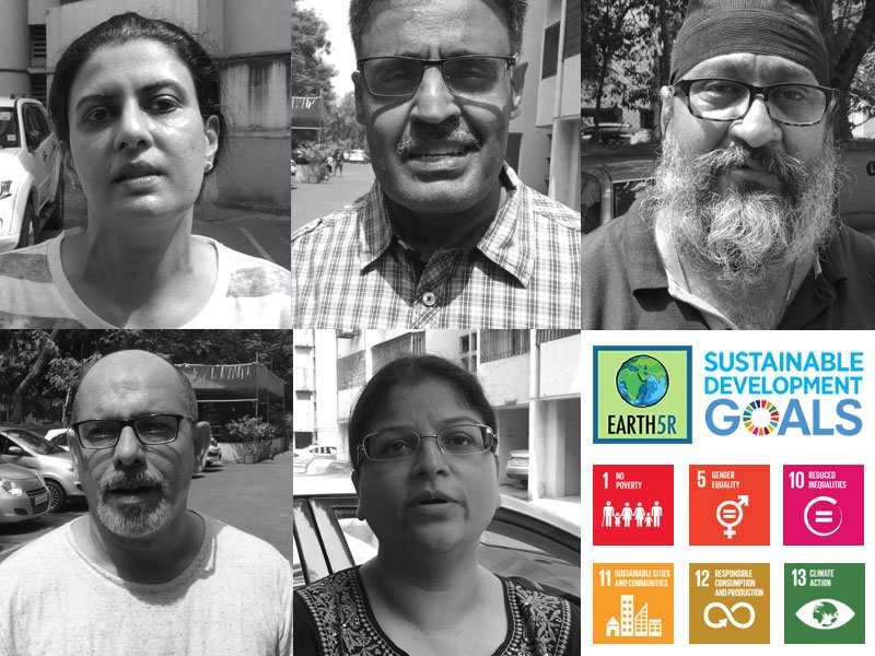 Zero Waste Program Mumbai India Environmental NGO Earth5R