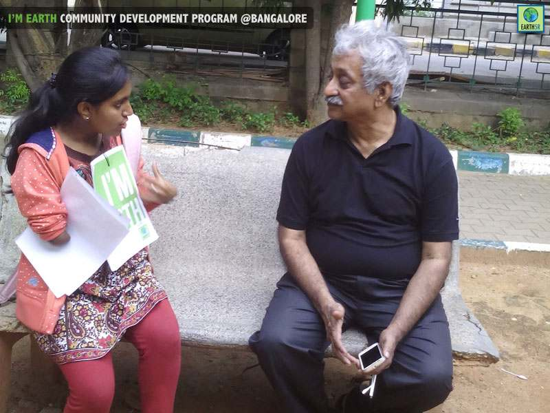 e-waste Awareness recycling Bangalore Mumbai India Environmental NGO Earth5R