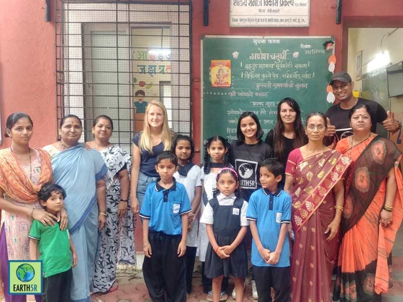generation of hope Mumbai India Environmental NGO Earth5R