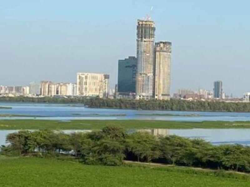 yamuna river pollution waste Mumbai India Environmental NGO Earth5R